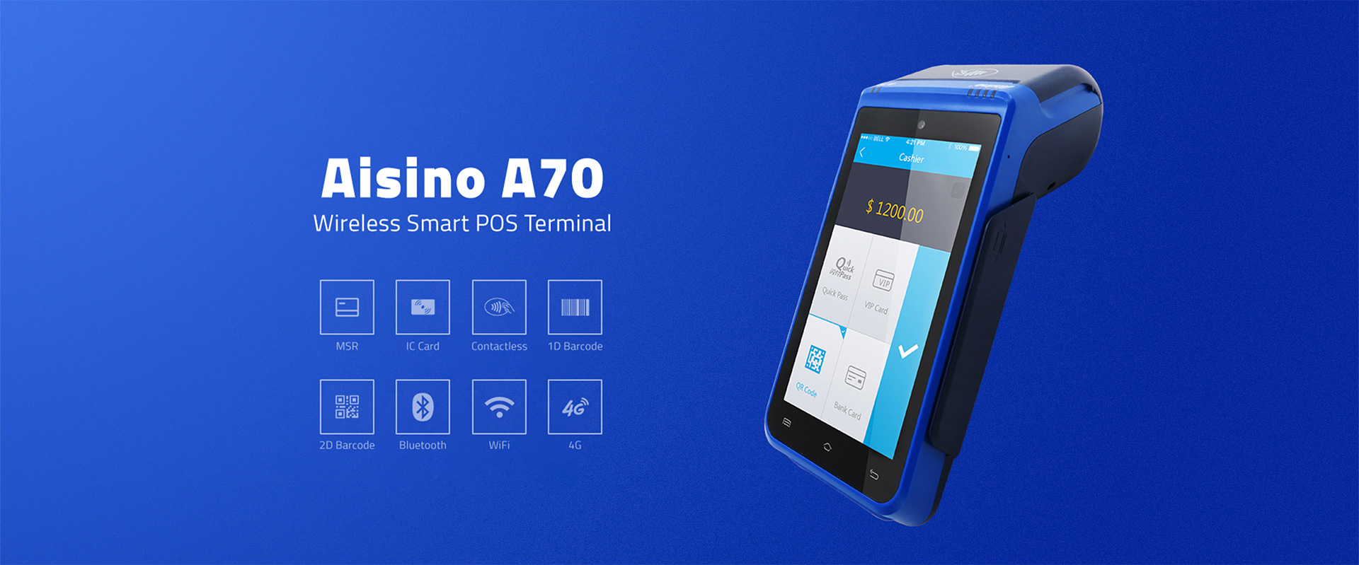 Apex Products POS Aisino A70